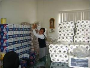 donativos Centro de la Esperanza