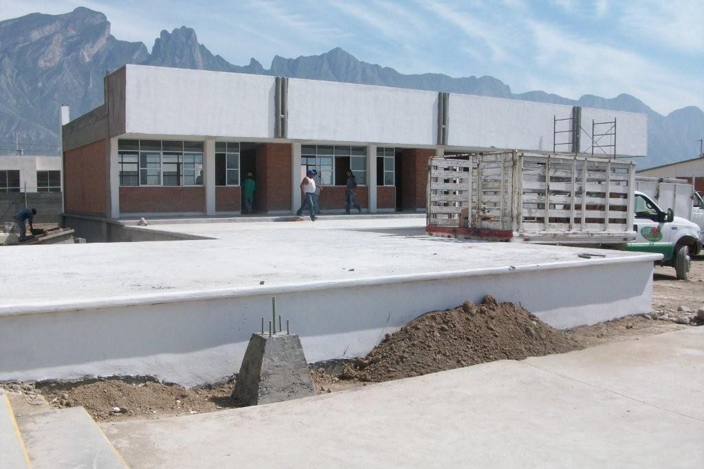 Construcción de la Segunda etapa del Centro Educativo Fundación  San José A.C.