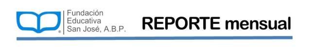 liga reportes
