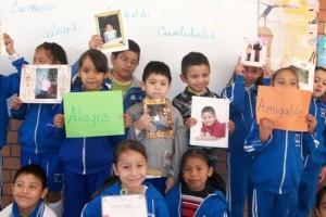 Alumnos del CEFSJ