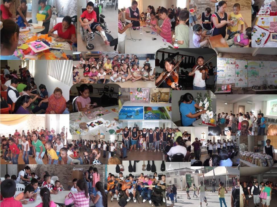 Verano 2011 en el Centro de la Esperanza FESJ